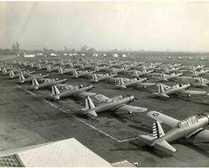 Vultee Aircraft | Vultee Aircraft Downey CA 1939