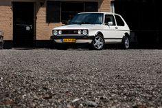 VW Golf GTI MK1 by niels.dhooghe, via Flickr