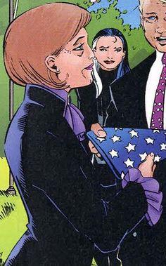 Dawn Fury (Earth-616)