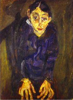 soutine paintings | Chaim Soutine, Хаим Соломонович Сутин. Expert art ...