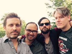 Louden Swain <3 Rob, Mikey, Billy and Stephen