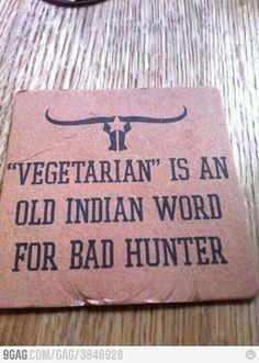 Vegetarian....  @Marilia Rocha