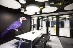 ONET.PL headquarters, Krakow, 2014 - MOCOLOCCO Interior design studio