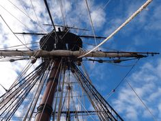 Captain Cook`s Boat