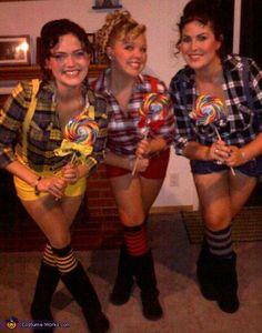 The Lollipop Guild Costumes - Halloween Costume Contest via @costumeworks