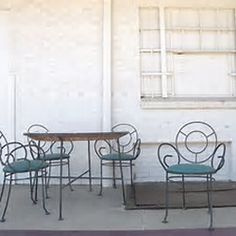 1000 Images About Vintage Patio Furniture On Pinterest