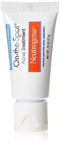 Neutrogena OntheSpot Acne Treatment Vanishing Formula 075 Ounce * Learn more by visiting the image link.