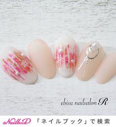 冬/パーティー/デート/女子会/ハンド - ebisu_nailsalon_rのネイルデザイン[No.3719936]|ネイルブック Beauty Nails, Hair Beauty, Japanese Nail Art, Nail Designs, Nail Polish, Loki, Paris, Embellishments, Fingernail Designs