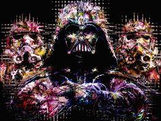 Eric Lapierre, Darkvador et stormtroopers