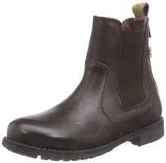 Bisgaard TEX boot, Unisex-Kinder Chelsea Boots, Braun (61…