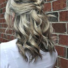 Cute hair style