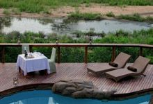 Jock Safari Lodge - Kruger Park. Our very first private camp. Bliss.