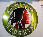 Washington Redskins Logo -Metal Sign Custom - YARD ART MAN CAVE  #HomeDécor