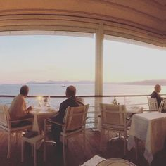 Dinner with a view | Part 2 | Check my profile for the full view | #luxury…