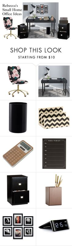 """""""Rebecca's Small Home Offices Ideas Set#3"""" by rebeccadavisblogger on Polyvore featuring interior, interiors, interior design, home, home decor, interior decorating, PBteen, LEXON, Cathy's Concepts and Ballard Designs"""
