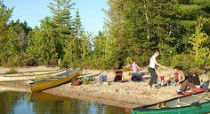 Canoe Camping in La Mauricie National Park | MEC blog