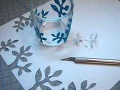 Renovalar - Ideias e dicas para decorar seu lar.: Faça Você Mesmo - Porta Velas