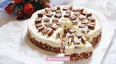 Torta Kinder Cereali - Ricetta Facile E Golosa - Fefa Homemade