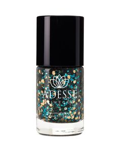 Adesse New York Organic Infused Glitter Nail Polish- Celestial Ice 11ml *** Find out more about the great product at the image link.