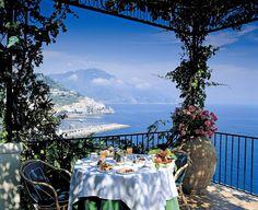 Santa Caterina Hotel, Amalfi, Italy!