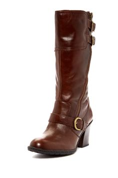 In search of the perfect boot: Born Treddy Buckle Boot