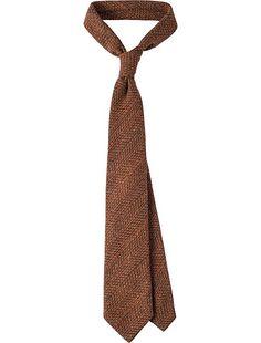 Corbata Naranja D152088   Suitsupply Online Store