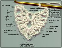 A nice crocheted shawl pattern, suitable for most yarn weights to boot