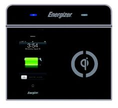 Energizer Qi-Enabled 3 Position Inductive Charger (Black): Cell Phones & Accessories
