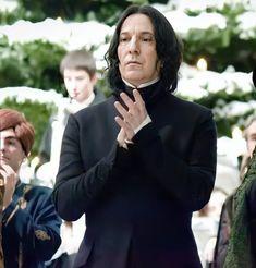 Alan Rickman, Severus Snape, Harry Potter, Mystic, Sad, Film, Style, Instagram, Movie