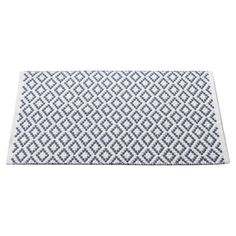 Found it at Wayfair - Diamond Pebble Bath Mat in French Blue