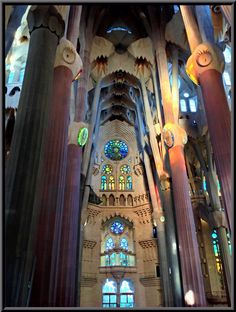 Sagrada Familia, Barcelona. Gaudi supreme. Barcelona Sights, Gaudi, Barcelona Cathedral, Big Ben, Supreme, Architecture, Building, Travel, Sagrada Familia