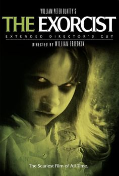 The Exorcist is a 1973 American supernatural horror film. Description from imgarcade.com. I searched for this on bing.com/images