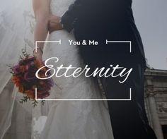 You & Me Etternity  Especial San Valentín. El mejor regalo, la mejor demostración de amor. Fotografía Rubén Ahijado