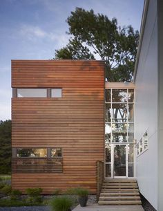Studio Twenty Seven Architecture- Is this a house made out of shipping containers??