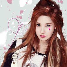 Happy SeoHyun Day #seohyun #서현 #ソヒョン #徐朱玄 #happyseohyunday #soshiart #소녀시대 #少女時代 #GG #SNSD #girlsgeneration  #LOVE #PEACE #COOL #ART #FANART #gg_muse #SONE @seojuhyun_s