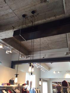 ruw plafond