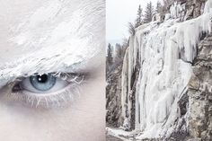 """""""The White Story"""" photographed by Matilde Travassos for Vision China 