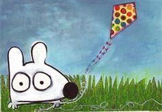 Stinky Kite Flying