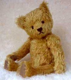'Old Ted' Teddy Bear Kit -  36cm Looks like 'Little Ted'