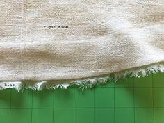 Coudre Blog Tessuti - Couture Conseils & Tutoriels - Nouveaux Tissus, Motif Commentaires: Modifié Ruby Robe en lin lavé Pebble