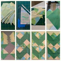Easy Chevrons from Modern Quilt Relish
