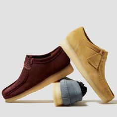 separation shoes 5dd3b 7bfa1 311 vind-ik-leuks, 5 reacties - The Hip Store ( hipstore) op Instagram   A  lovely selection of new colours from  clarksoriginals.