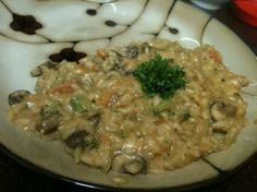 ... Recipes on Pinterest | Mushroom risotto, Risotto and Risotto recipes