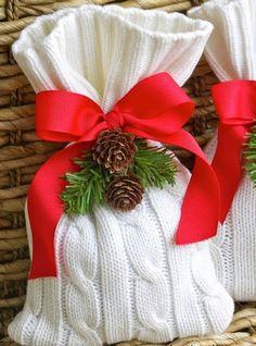Empaques originales para regalos navideños , post colaborativo   Aprender manualidades es facilisimo.com