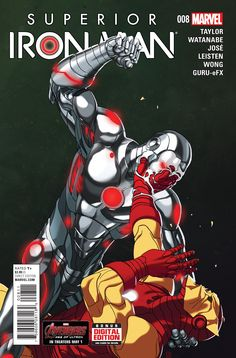 Preview: SUPERIOR IRON MAN #8 - Comic Vine