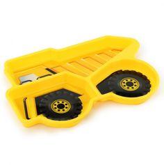 Construction Truck Plate
