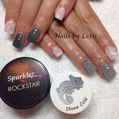 Fuzion Fall Gel Nails by Lexis!!! -Rockstar -StoneCold