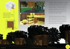 Galeria de Resultados do concurso estudantil de arquitetura bioclimática da IX Bienal José Miguel Aroztegui / Abrigos de Emergência - 26