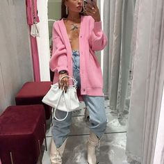 #Fall2021collection #Falloutfits #Fallcollection #FallWear #Autumnwear #fashionintrend #womenfashion #Expressyourself #autumncollection #auntumndress $120.00 $36.86 Cute Fall Outfits, Classy Outfits, Summer Outfits, Jumpers For Women, Cardigans For Women, Badass Style, Curvy Plus Size, Pinterest Fashion, Streetwear Fashion