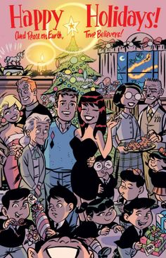 """Artwork by Darwyn Cooke and Jay Bone from Spider-Man's Tangled Web published by Marvel Comics, February """" Catwoman, Christmas Spider, Merry Christmas, Cartoon As Anime, Superman Wonder Woman, Free Comics, Spiderman Art, Classic Comics, Spider Verse"""